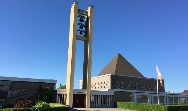De Kruiskerk te Wezep.