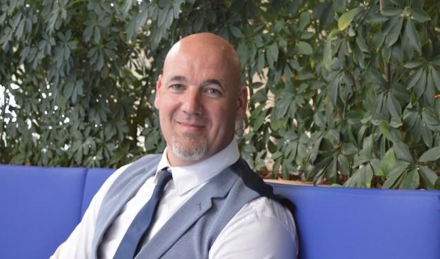 Patrick Kolijn de Senior Adviseur Veiligheid van de gemeente bespreekt graag plannen met festivalorganisatoren.,