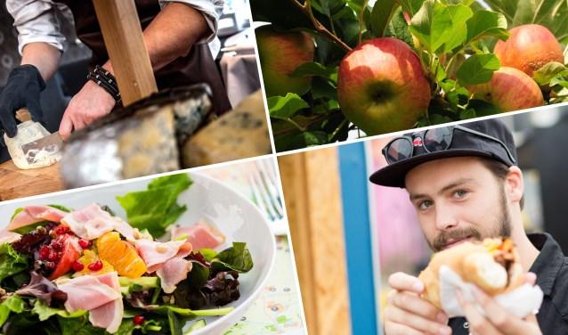 Brabant is dit jaar de Europese Regio  van de Gatronomie. Meer reden dan ooit om lekker op te scheppen, want deze provincie staat hoog aangeschreven als het gaat om haar rijke gastronomische traditie en gastvrijheid. Foto: VisitBrabant.