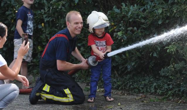 Alles speelt zich af bij de brandweerkazerne aan de Kelnarijstraat en op het Fontanusplein. Foto: FotoKS