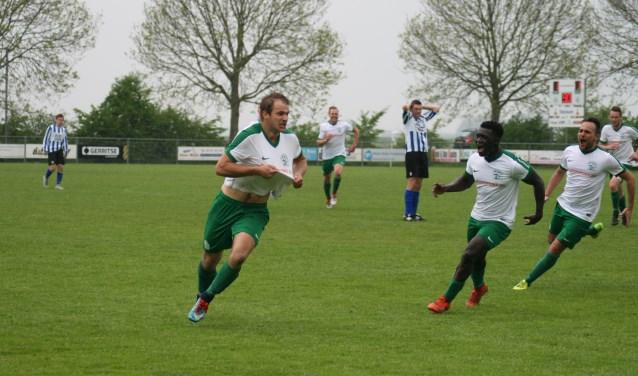 Eén ding was duidelijk deze zaterdag; De man van de wedstrijd was Jorn Poelwijk!