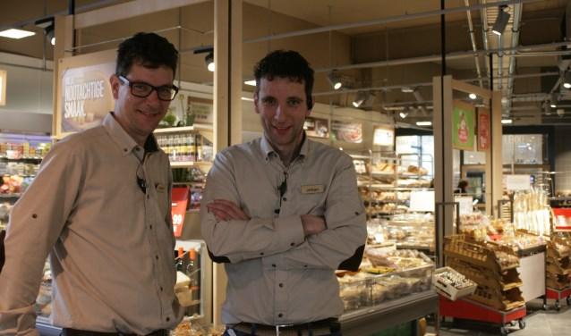 André en Johan van de Pol in PLUS Van de Pol. (Foto: Esmee Hendriks)