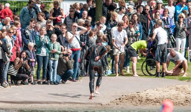 De vorige edities van Triathlon Cuijk waren ook zeer geslaagd. (foto: eigen foto)