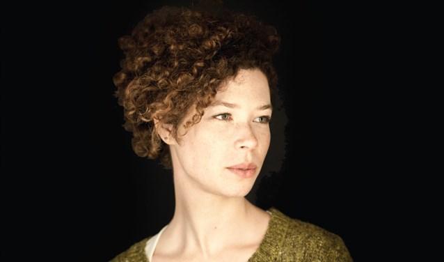 Charlotte Haesen met Café des Chansons FOTO PR