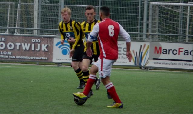 Alles klopte zondag bij VFC. Zowel verdedigend als aanvallend waren ze kampioenskandidaat GLZ/Delfshaven te machtig. Met 2-0 winst als beloning.
