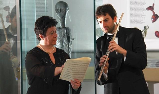 Een gratis toegankelijk klassiek concert in NIHZ in Nordhorn zaterdag.