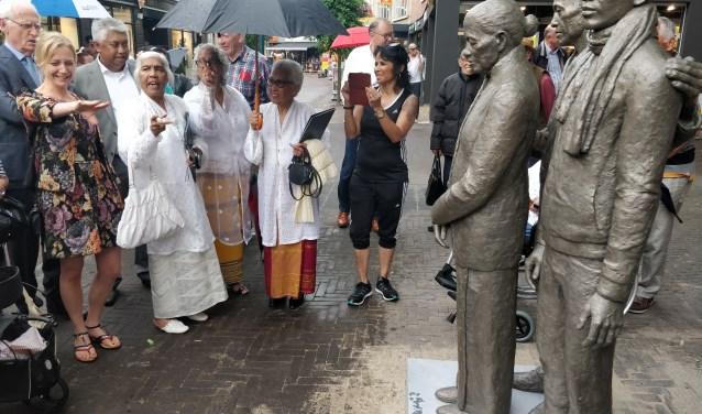 Barneveld heeft er met 'Molukkenbeeld' van Lotta Blokker een parel bij.