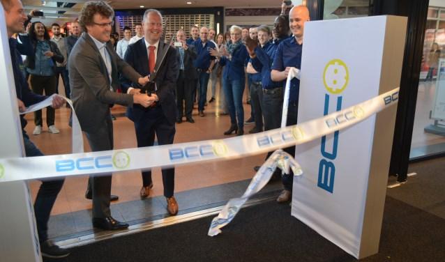Bcc heeft nieuwe plek in de corridor de rijnpost