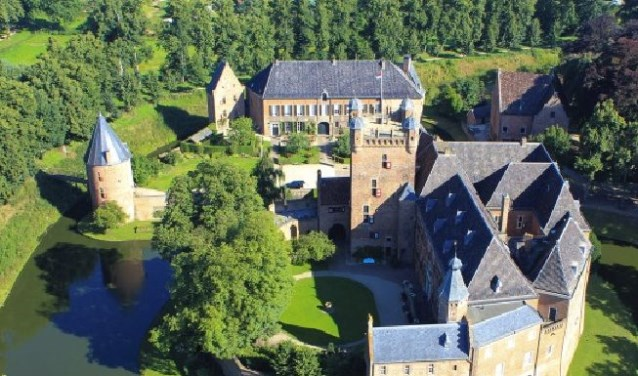 Kasteel Huis Bergh is één van de 31 museums die dit jaar meedoen met de Lidl Museumactie. (foto: PR)