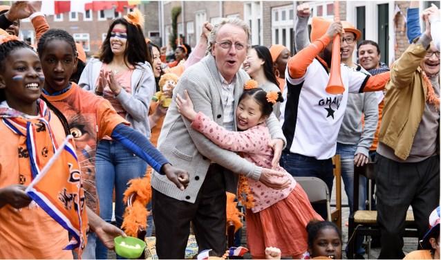 Aankomende maandag draait in Filmhuis Didam de Nederlandse komedie Gek van Oranje. (foto: Pief Weyman) Foto: Pief Weyman © Persgroep