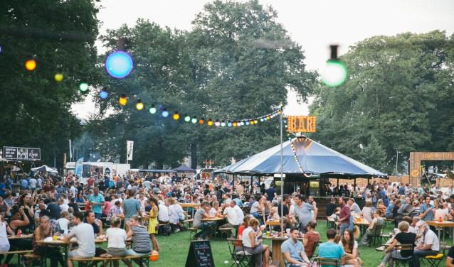 Het prachtige Akoesticum park wordt van zaterdag 19 tot en met maandag 21 mei omgetoverd tot een intiem openluchtrestaurant.