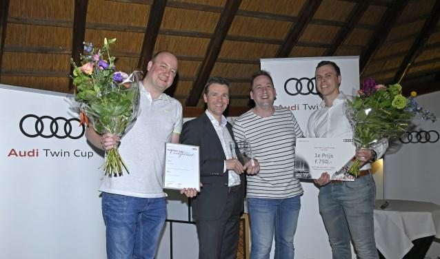Serviceadviseurs uit Geldermalsen rekenden in Leusden af met de andere serviceteams.