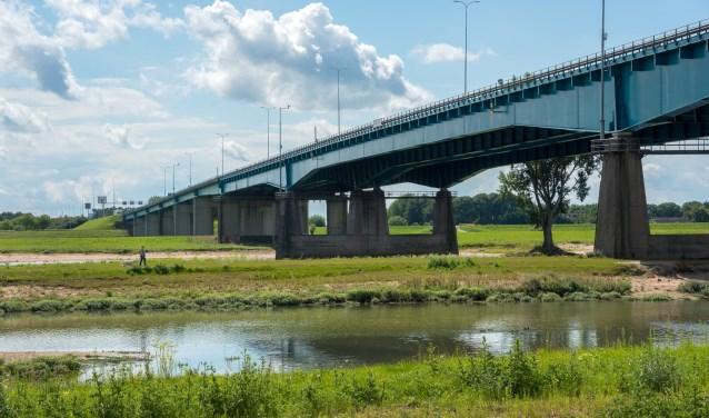 De Hagesteinbrug is een van de drie bruggen die vervangen moeten worden. Foto: PR