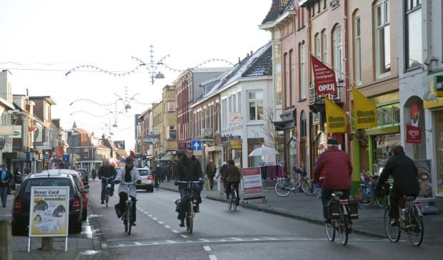 Assendorp is een van de wijken waar het opsplitsen van woningen populair is.