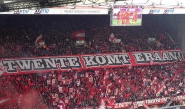 Op 16 juni speelt het eerste elftal van v.v. Haaksbergen een wedstrijd tegen de All Stars van FC Twente.