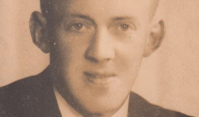 De Vinkelse Piet van der Lee sneuvelde in de Tweede Wereldoorlog. Piet werd 28 jaar (foto: Heemkundegroep Vinckel)