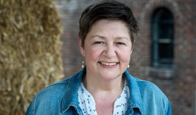 Boerin Saskia uit Amerongen doet mee aan Boer zoekt Vrouw. (Foto: KRO/NCRV)