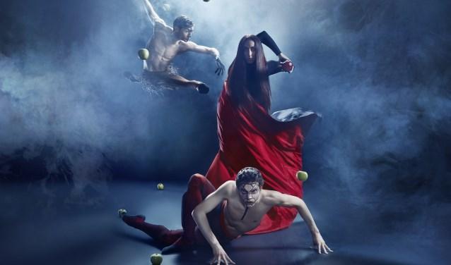 Unieke voorstelling Grimm. (Foto: Petrovsky & Ramone)