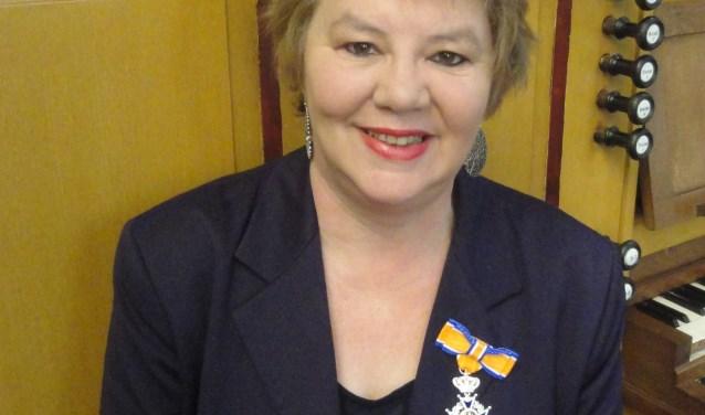 Veenswijk is benoemd tot Ridder in de orde van Oranje-Nassau. Foto: Eddie van den Engel