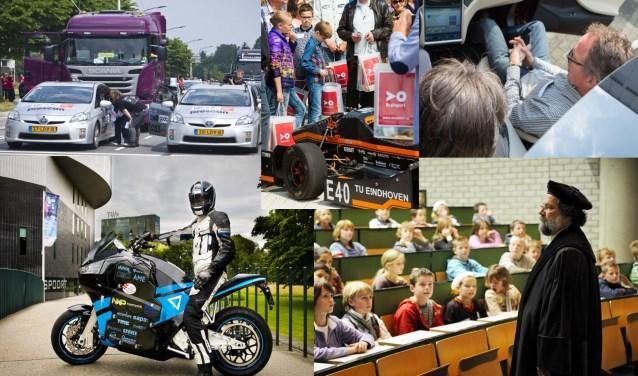 In Helmond zijn tijdens de Dutch Technology Week, allerlei activiteiten voor jong en oud om de techniek beter te leren kennen.