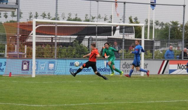 Smitshoek stelde een nieuw jaar Hoofdklasse veilig tegen AFC.