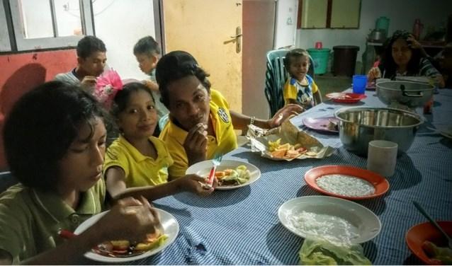 De kinderen in 'Calebhouse' worden begeleid naar een zelfstandig leven op hun 18e