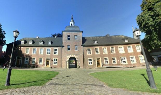 Het kasteel van Ahaus.