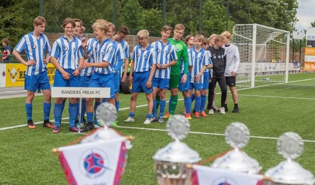Randers Freja won het toernooi in Boekelo vorig jaar door Lokomotiva Zagreb in de finale te verslaan. In 1994 won Feyenoord de eerste editie. FC Twente won in 2003.