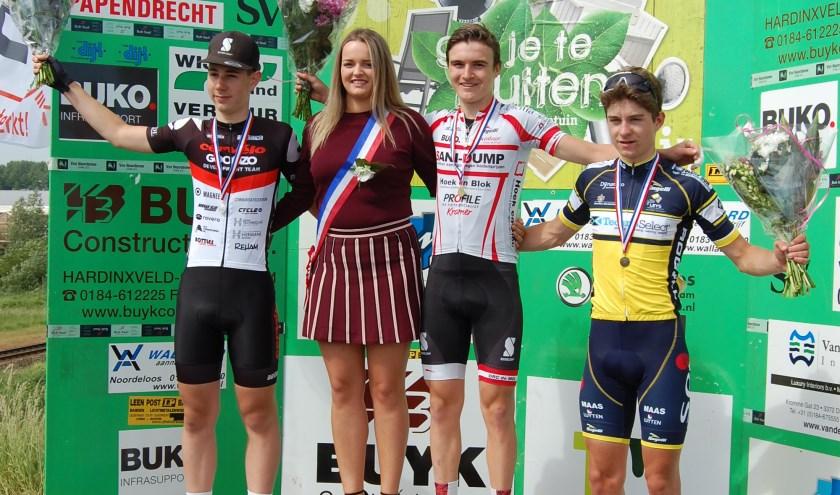Kjell de Jager werd districtskampioen van Zuid Holland (Foto: PR)