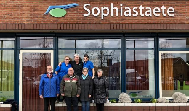 Sophiastaete bestaat alweer vijf jaar. (Foto: Privé)