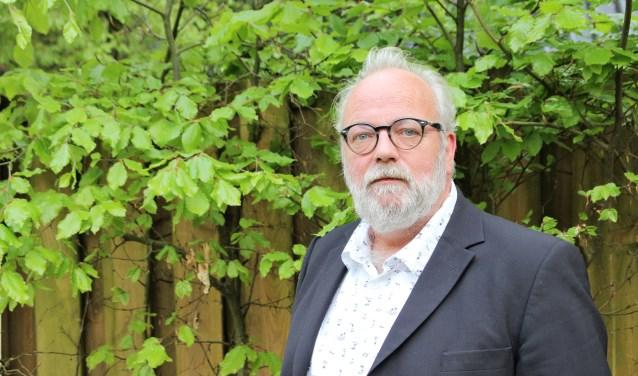 Martin Juffer is een nieuw raadslid voor Gemeentebelang. Hij is een geboren en getogen Nunspeter. Foto Dick Baas