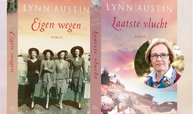 De Amerikaanse topauteur Lynn Austin komt op donderdagochtend 31 mei naar Boekhandel De Hoeksteen in Woerden om te vertellen over haar werk en haar nieuwste boek. FOTO: PR