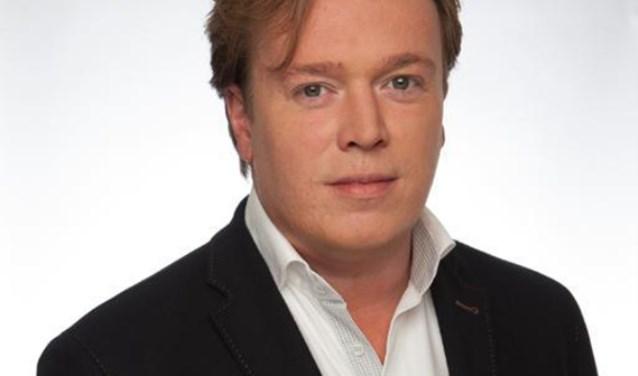 Parlementair verslaggever Lars Geerts is opgegroeid in Ulft. Foto PR NOS