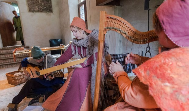 Kasteel Hernen: Vol Muzikale Verhalen. (Foto T. Rothengatter)