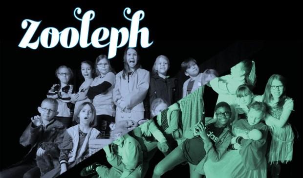 Op zaterdag 26 mei om 14.30 uur is de dubbelvoorstelling 'ZOOLEPH/PLOTSKLAPS' te zien..