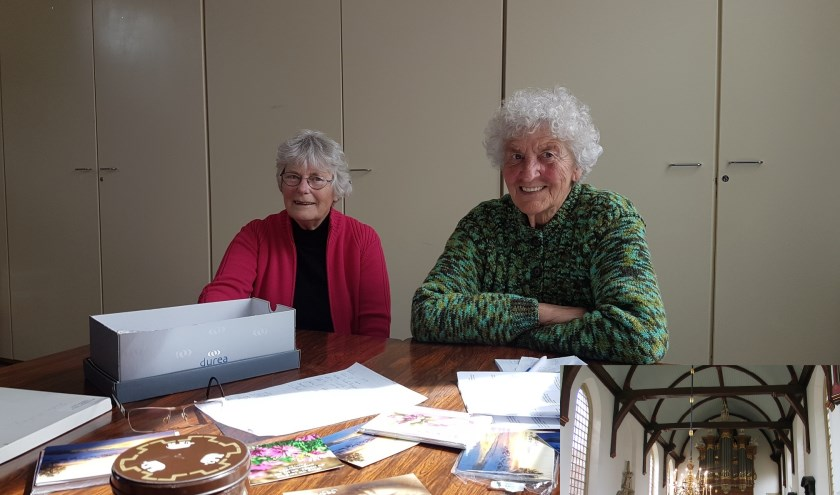 Dames Ploeg en Van Bart. Foto: Marlies Loorbach