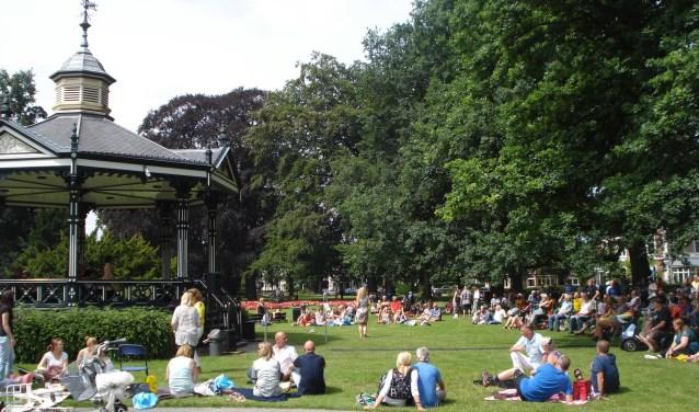 muziektent Oranjepark