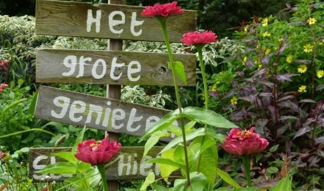 Op maandag 21 mei - Tweede Pinksterdag, kun je kennis komen maken met de mooiste tuinen van Midden Brabant.