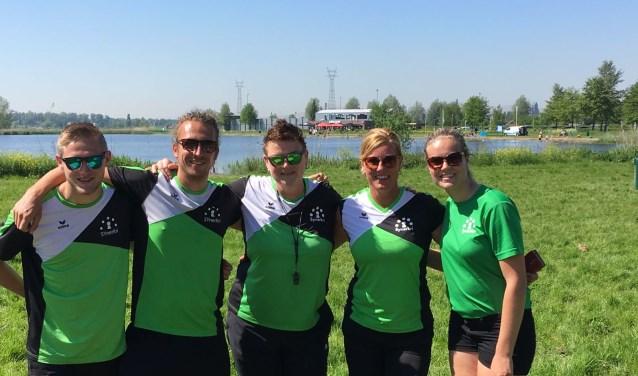 Het team van Synerkri.