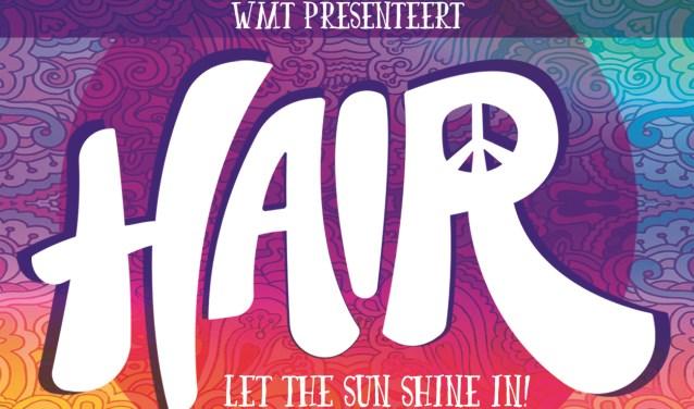 Van 22 tot en met 25 november staat het WMT in Theater De Storm met de musical HAIR.