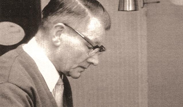 In 1962 wordt J. Ligtenberg gekozen als diaken.