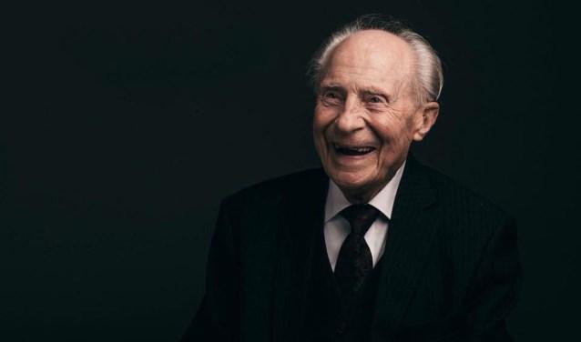 Wim Alosery (1923-2018) overleefde twee kampen en een bootramp, maar overleed deze maand in zijn bed. FOTO: PR