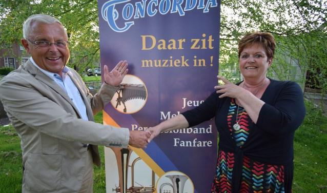 Concordia: 120 jaar passie voor muziek ijssel en lekstreek krimpen
