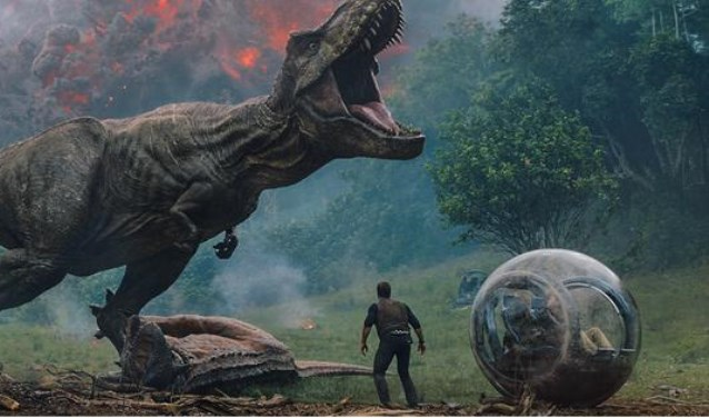 Vanaf 5 juni draait Jurassic World: Last Kingdom in Euroscoop Schiedam.
