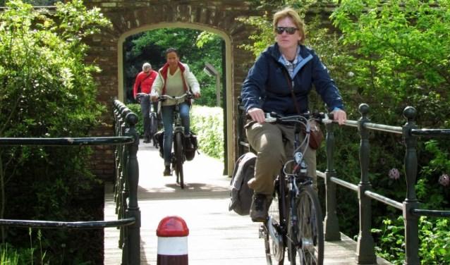 De Abdijentocht is voor de recreatieve wielrenner, maar ook voor de andere fietsliefhebber.