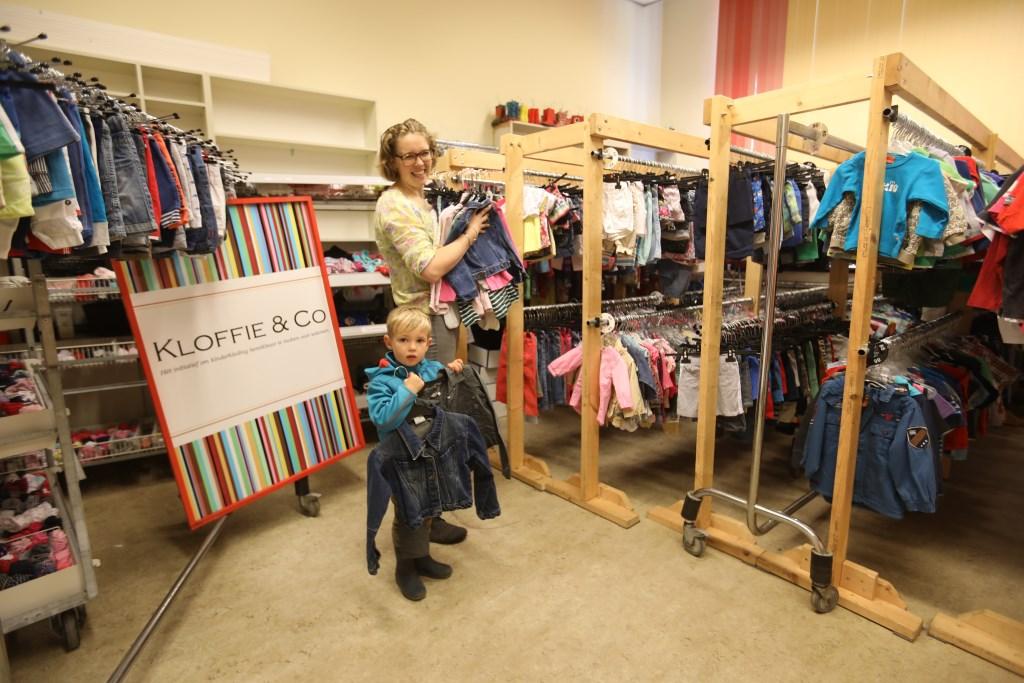 Lizette Coolen van Kloffie & Co moet op zoek naar een nieuw onderdak voor de stichting. Foto: Harrie van der Sanden.