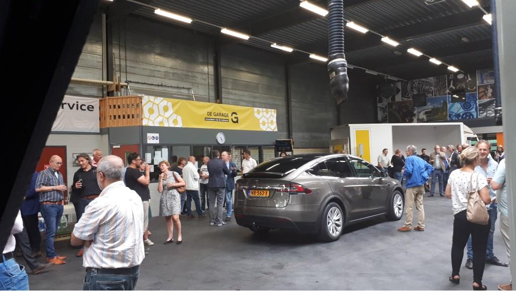 Opening De Garage