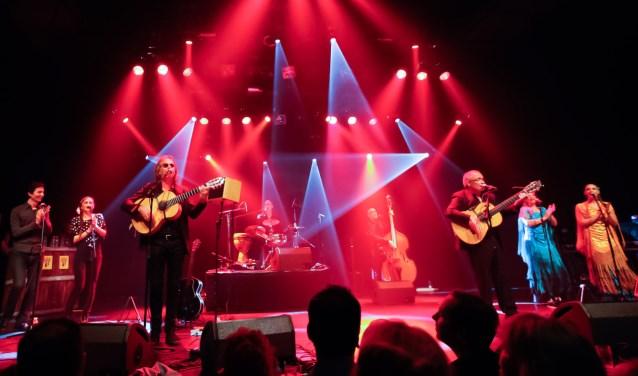 De Règâhs zingt niet plat Haags, maar meer traditioneel Haags. Foto: Maarten Ederveen
