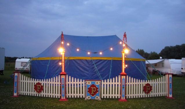 De circus van Millenaar Peter Sonnemans is van de partij.