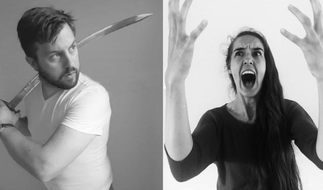 'Op naar Macbeth' wordt gespeeld in De Kring op 20, 21 en 22 juni 2018 om 20.15 uur.